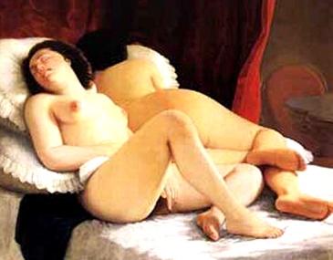 Figura 1 Prilidiano Pueyrredon (1823-1870) La Siesta, 1865 Óleo sobre tela, 100 x 122,5 cm Coleção privada